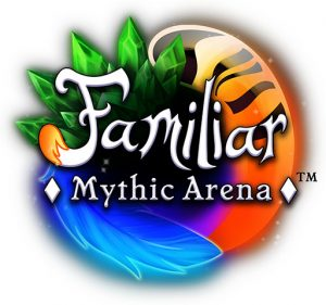 Familiar Mythic Arena Logo