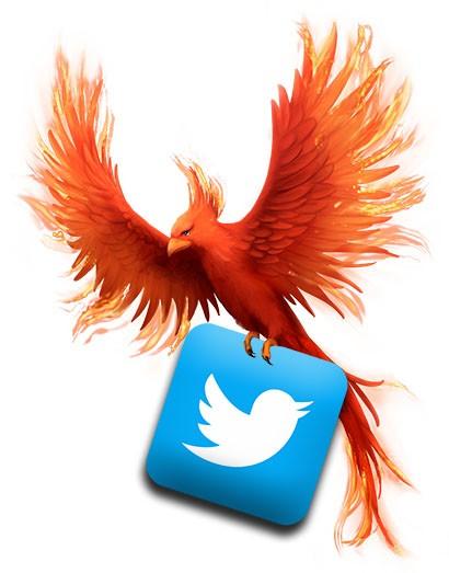 Familiar Twitter Follow