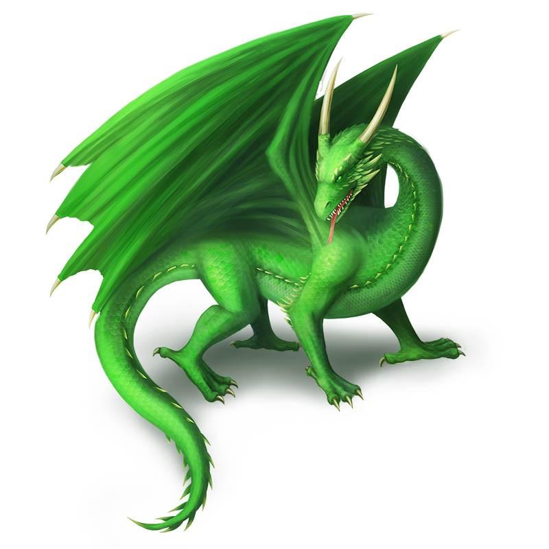 Green Dragon Astaryan